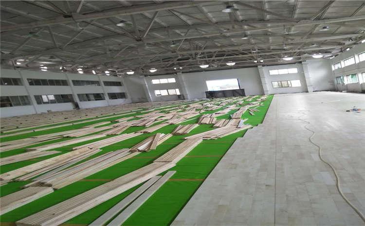 杭州柞木实木运动地板怎么选