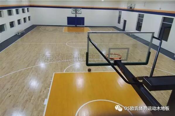 北京丰台Game on篮球BOB棋牌app下载场馆成功案例-2