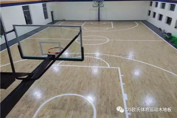 北京丰台Game on篮球BOB棋牌app下载场馆成功案例-4