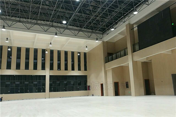 四川泸州市叙永县城西实验学校运动BOB棋牌app下载铺设工程案例-3