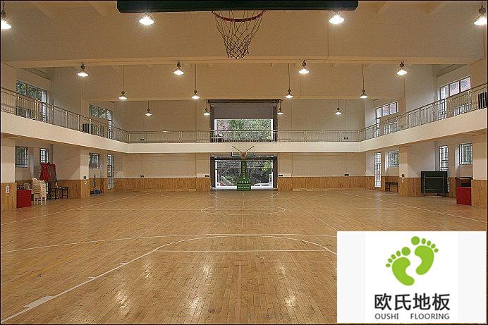 浅篮球场地板与pvc运动地板的摩擦系数