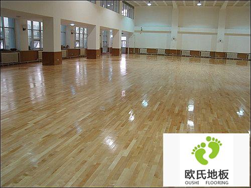 实木运动地板厚度代表什么性能?
