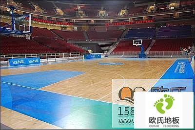 篮球馆地板结构性能