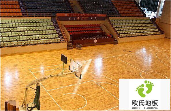 衡水市邓庄乡大葛村联办小学室内运动BOB棋牌app下载铺设工程