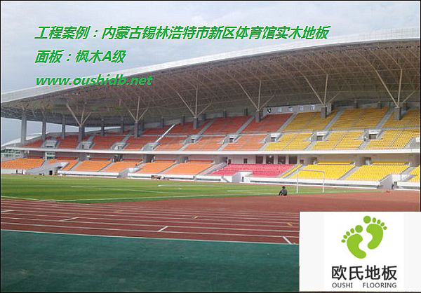内蒙古锡林浩特市新区体育馆实BOB棋牌app下载工程