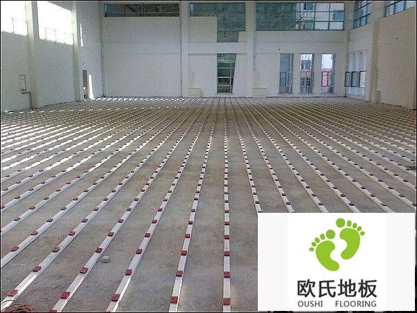 篮球木地板结构层如何防腐