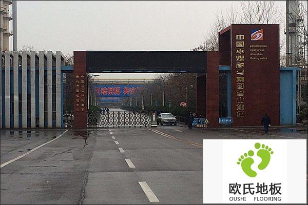 平煤神马集团首山焦化职工俱乐部运动BOB棋牌app下载成功案例
