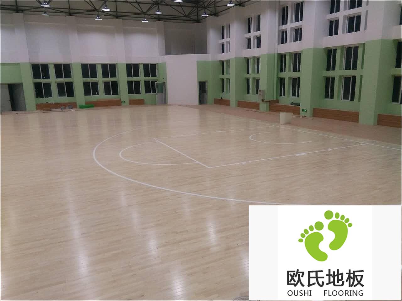 汕头特殊教育学校篮球馆BOB棋牌app下载案例