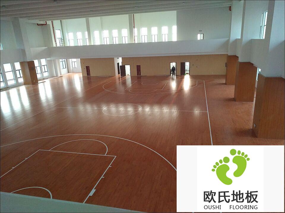 泰州双河初小学篮球BOB棋牌app下载安装案例