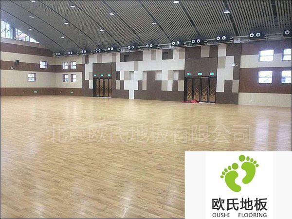 厦门翔安第一实验小学体育馆柞BOB棋牌app下载案例