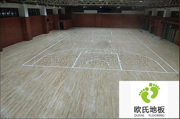徐州树恩中学篮球馆BOB棋牌app下载成功案例