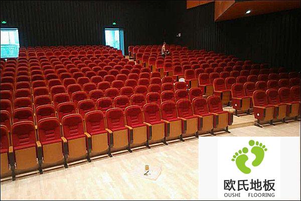 湖南娄底文化馆舞台BOB棋牌app下载案例