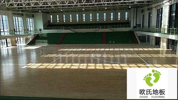 贵州省遵义市习水县第一中学篮球馆BOB棋牌app下载案例