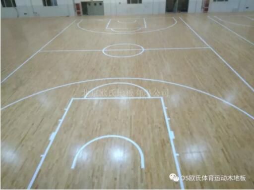 山东德州临邑第一中学体育馆BOB棋牌app下载成功案例