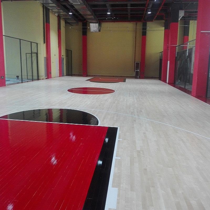 杭州OT体育中心篮球馆BOB棋牌app下载施工案例