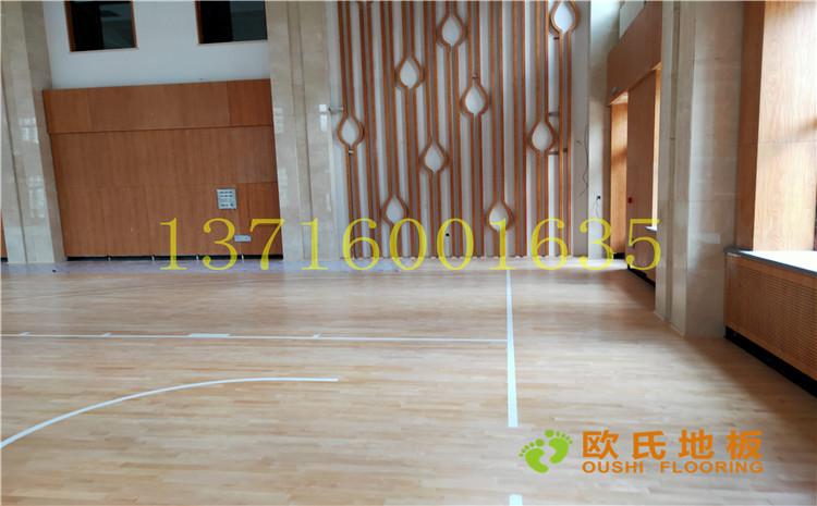 黑龙江双鸭山篮球馆BOB棋牌app下载案例